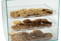 Bakery Display Cases Countertop Case Large Three Tier Self Serve for proportions 1200 X 1097