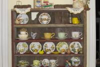 Bobbi Buller Teacup Cabinet inside measurements 1600 X 1504