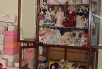 Display Cabinet For Dolls Seeshiningstars with regard to size 1200 X 1400