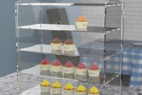 Displaypro Acrylic Bakery Display Cabinet Cakes Donuts Cupcakes intended for sizing 1000 X 1000