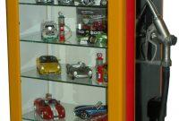 Gas Pump Display Cases regarding measurements 631 X 1800