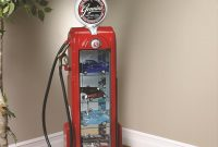 Genuine Hotrod Hardware 1944 Gilbarco Gas Pump Display Cases intended for dimensions 845 X 1125