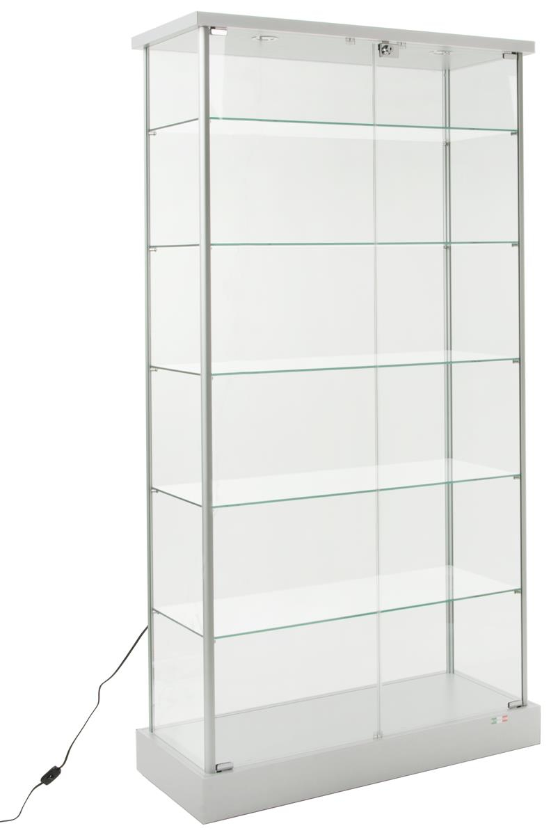 Glass Display Cabinet Led Display Cabinet