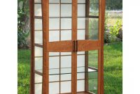 Hand Made Display Cabinet Brightworks Custom Furniture with proportions 1080 X 1080