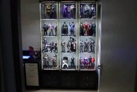 Hot Toys Detolf Display Cabinet Tips Part 2 Raising Your Detolfs pertaining to proportions 1280 X 720