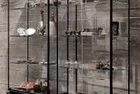 Image Result For Home Zone Double Glass Display Cabinet regarding measurements 800 X 1200