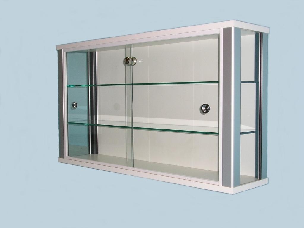 Wall Mounted Glass Display Cabinets Bora 10 Display Cabinet