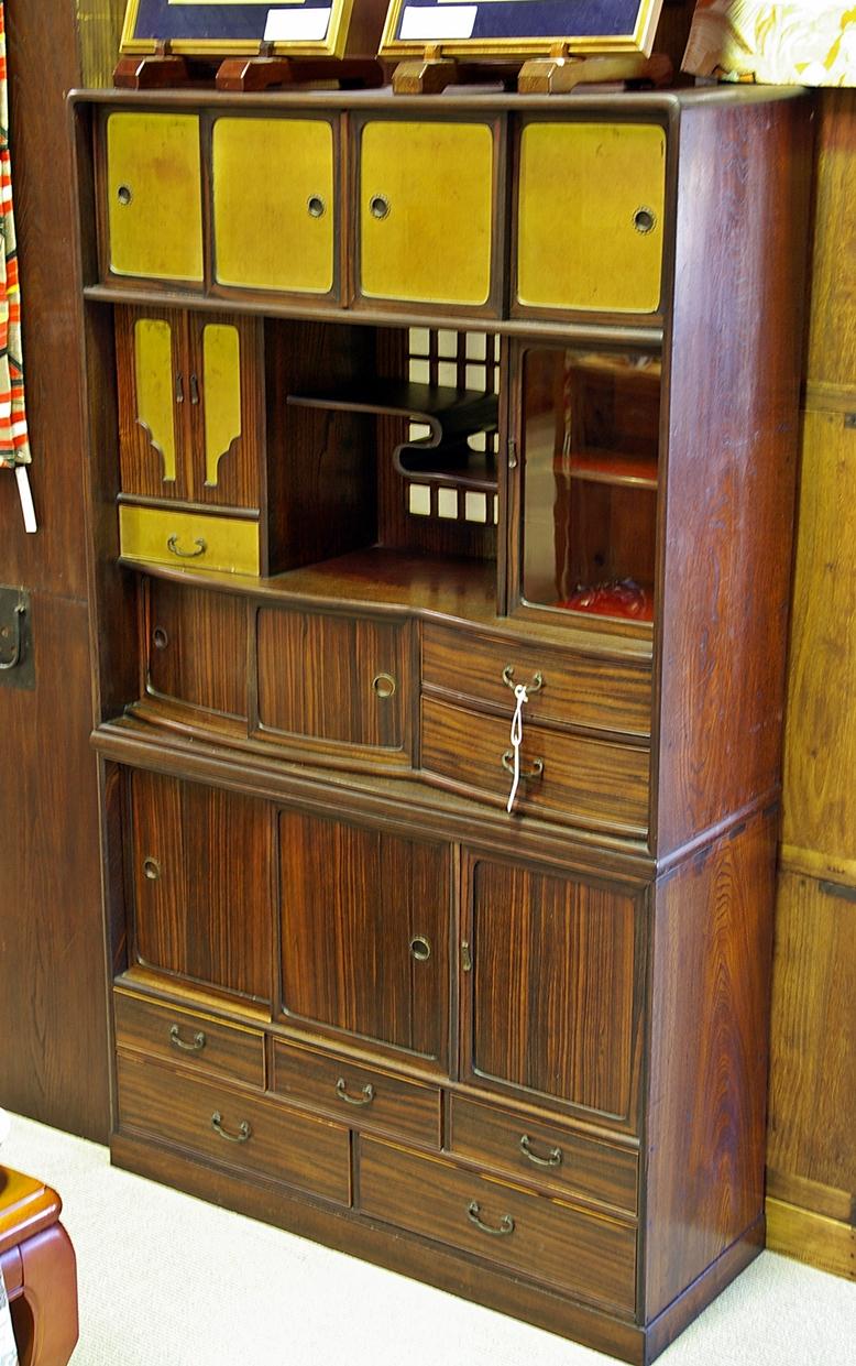 Japanese Antique Vintage Display Cabinets Tansu Kazari Dana inside  measurements 778 X 1241 - Antique Japanese Display Cabinet • Display Cabinet