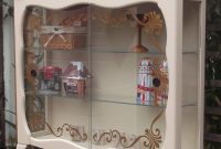 Lovely 1930s Glass Display Cabinet On Queen Anne Legs Projects I within proportions 2024 X 2448