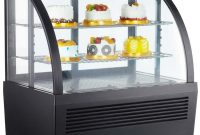 Marchia Mdc101 27 Refrigerated Countertop Display Case Kitchenall with measurements 1000 X 1000