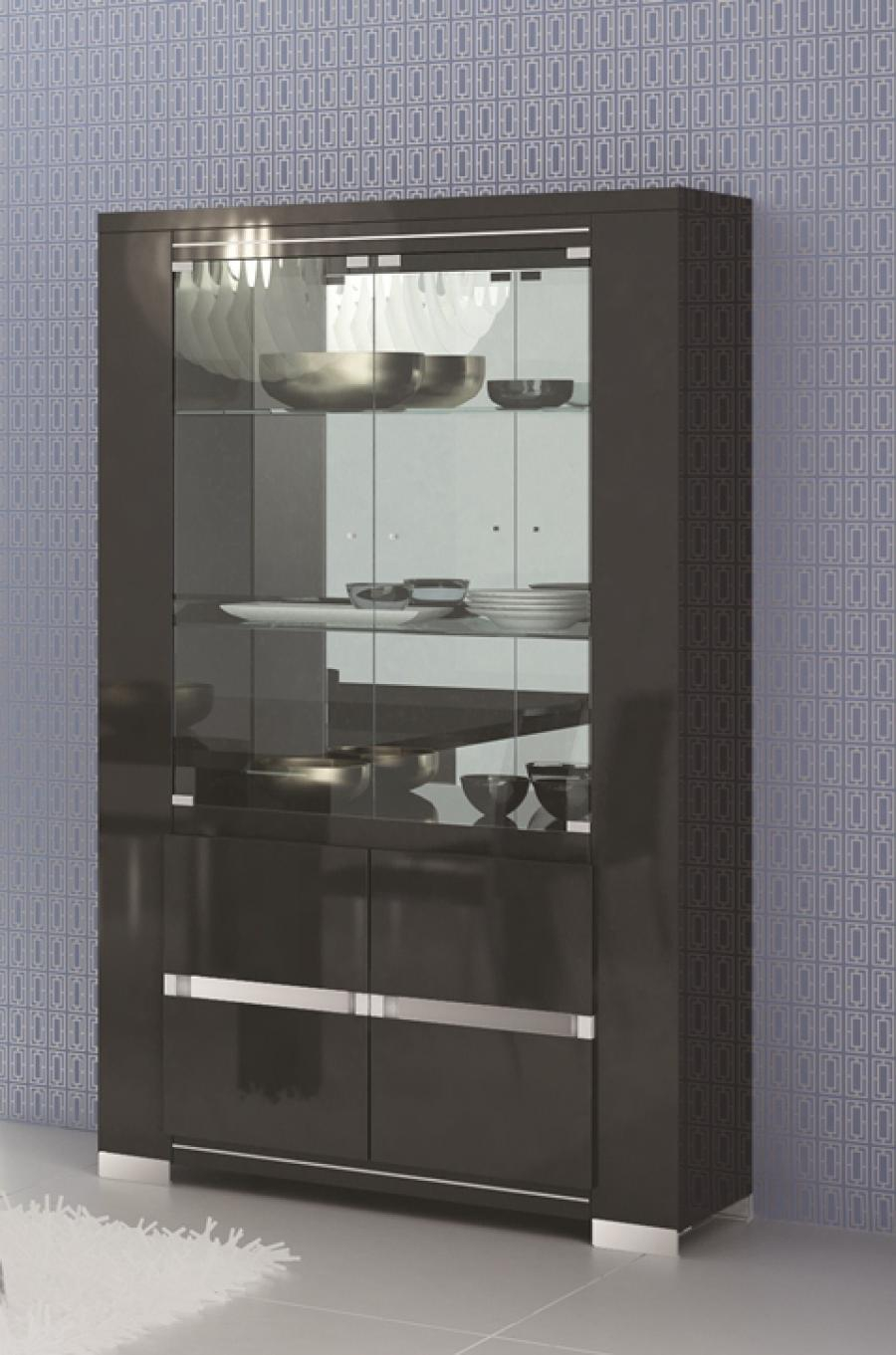 Modern Display Cabinets Living Room Furniture Mind Intended For Proportions 900 X 1361