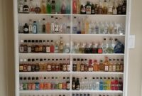 My Collection Of 284 Mini Bottles Of Alcohol General Stuff pertaining to proportions 2988 X 5312