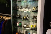 Nixon Watch Display Cabinet At Tangs Vivo Watches Display in sizing 1536 X 2048