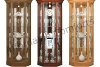 Oak Corner Wall Unit Cabinets Living Room Corner Glass Cabinet with regard to size 1000 X 889