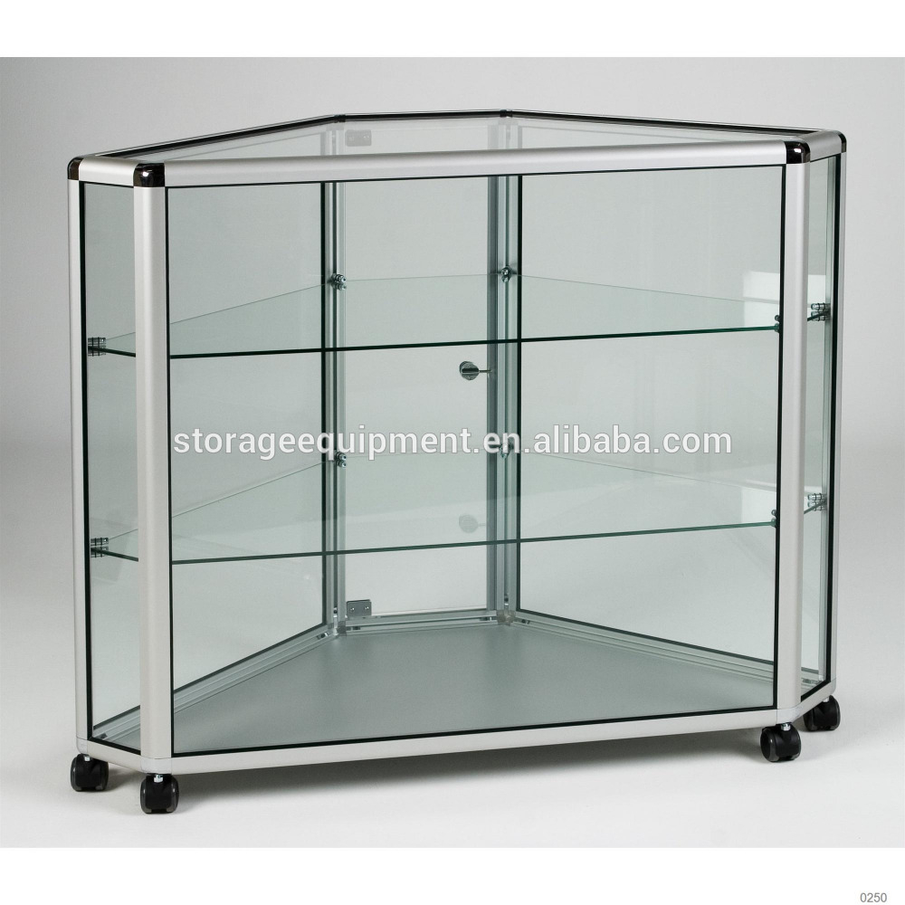 Portable Exhibition Cabinet : Portable display cabinets image and shower