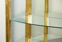 Real Gold Leaf Finish Ornate Curio Cabinet Display Vitrine So F inside dimensions 864 X 1152
