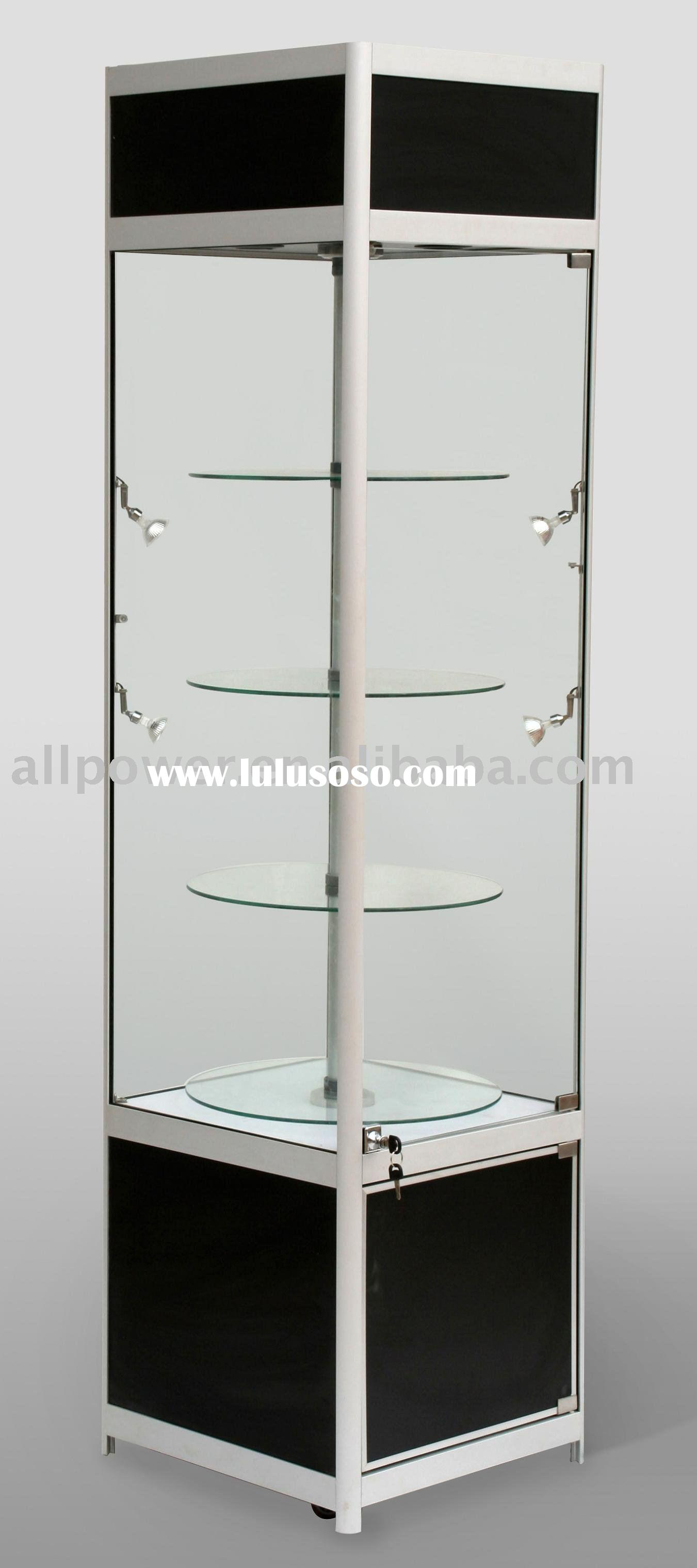 Revolving Display Cabinet 53 With Revolving Display Cabinet throughout size 1351 X 3040