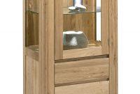 Small Oak Display Cabinet Edgarpoe inside sizing 1500 X 2596