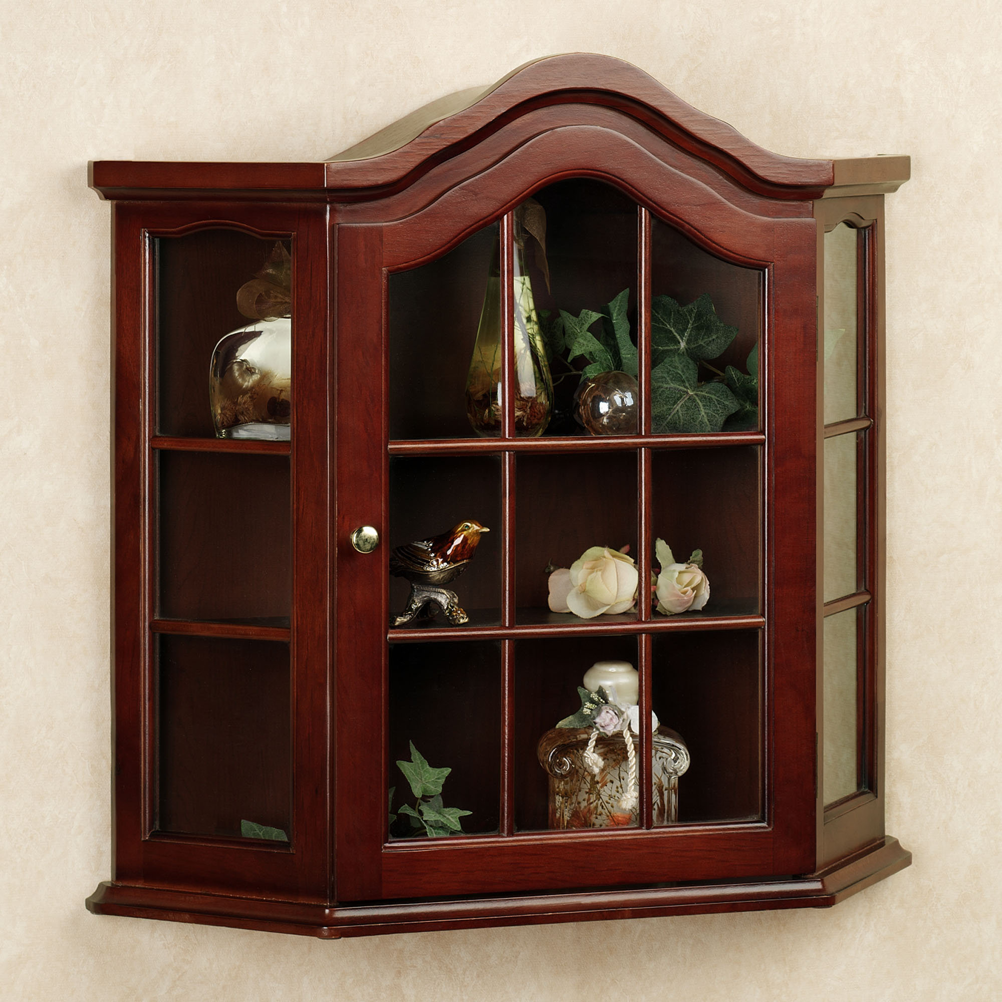 Small Wall Mounted Display Cabinets 35 With Pertaining To Size 2000 X