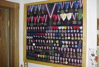 Sports Awards Display Case Medal Case Ribbons Case Medal Sports pertaining to measurements 1000 X 852