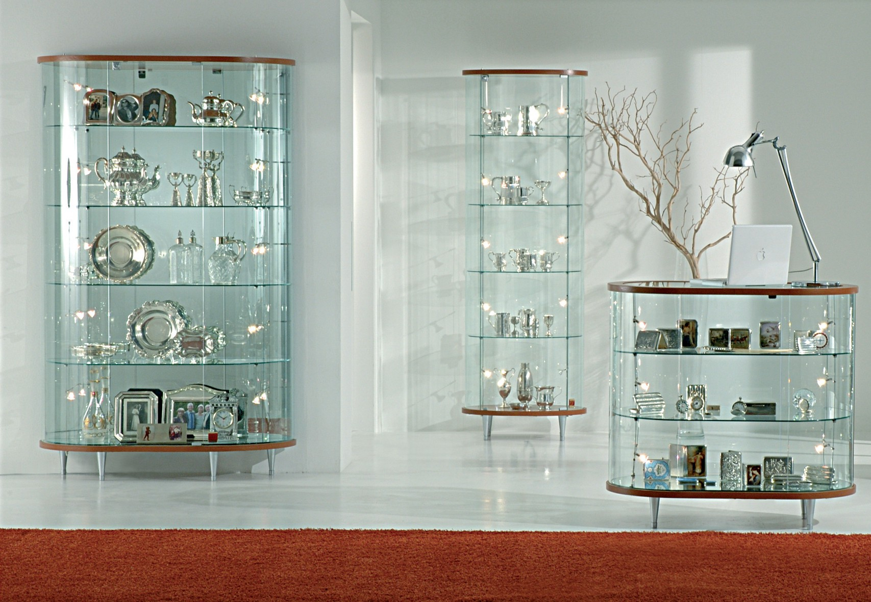 Swarovski Display Cabinets Edgarpoe for proportions 1707 X 1181