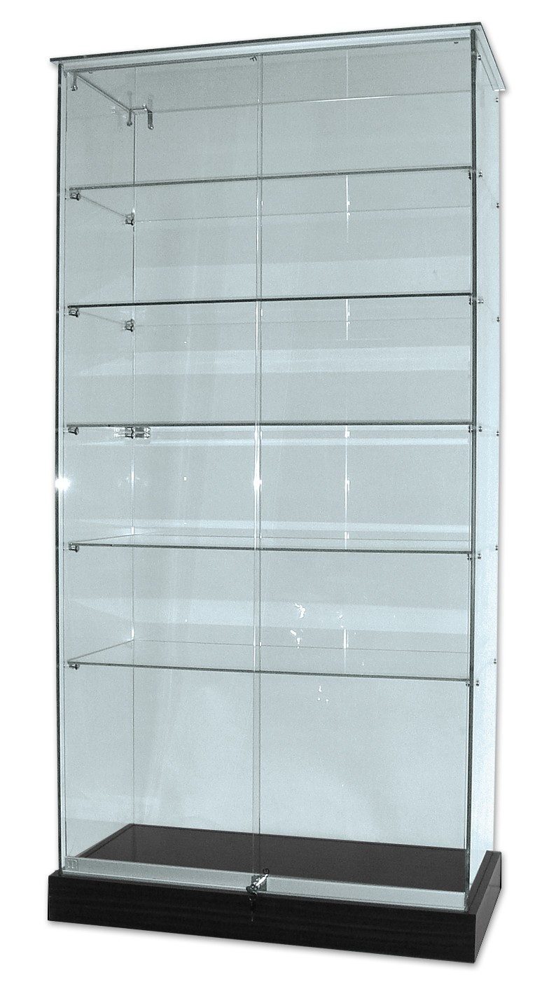 Use Glass Showcases To Keep Your Items Secure While On Display within measurements 774 X 1422