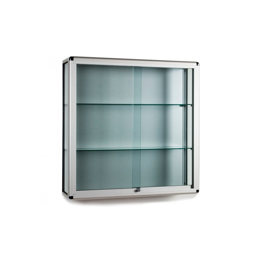 Small Wall Mounted Gl Fronted Display Cabinets Cabinet