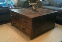 25 Unique Diy Coffee Table Ideas To Try At Home Industrial Design within size 2048 X 1536