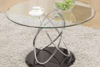 36 Inch Round Glass Top Coffee Table All Furniture Round Glass regarding measurements 1000 X 800
