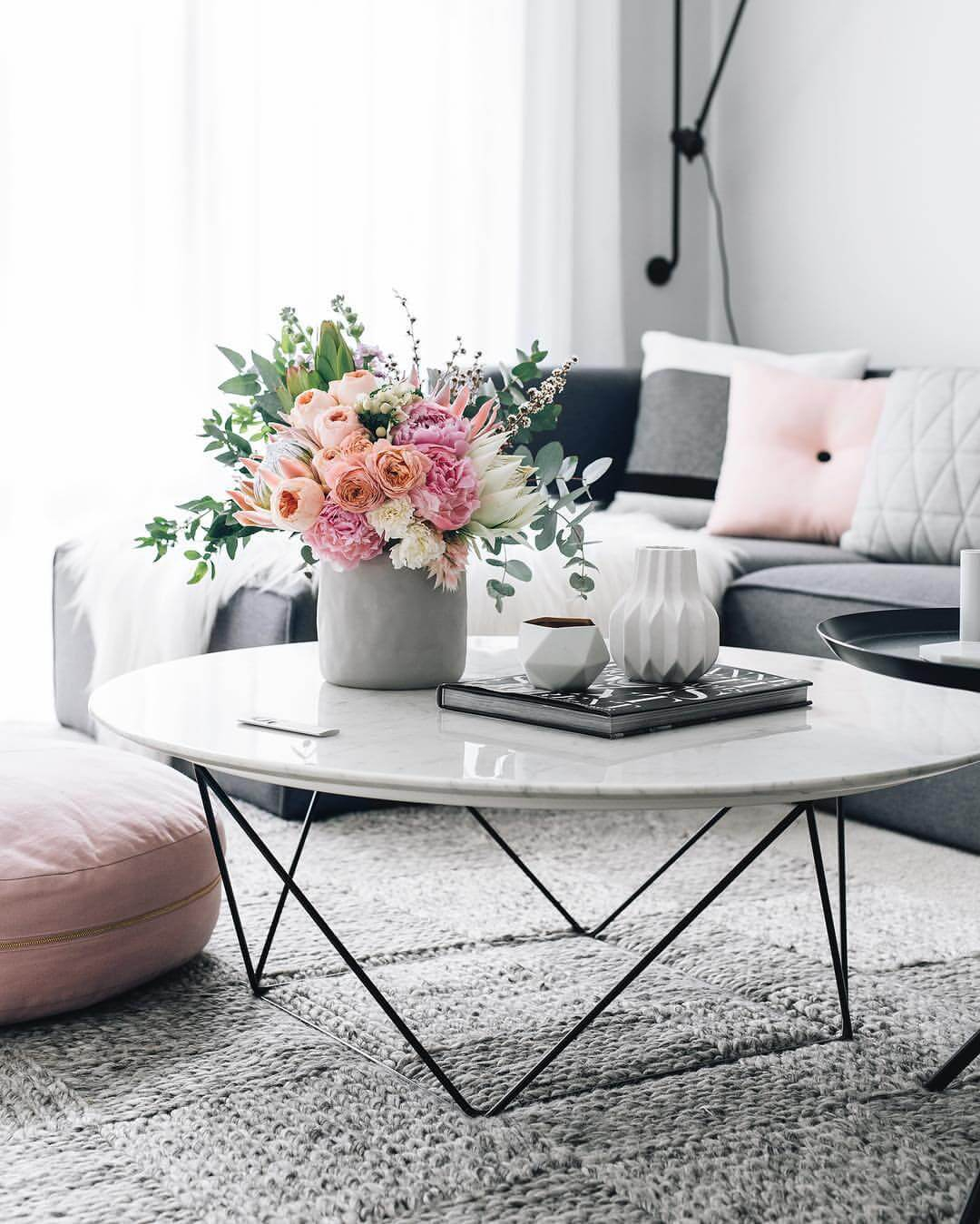 37 Best Coffee Table Decorating Ideas And Designs For 2019 within sizing 1080 X 1349