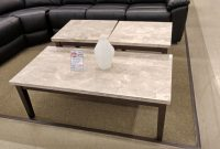488 Beige Coffee Table W2 End Table Set with sizing 3840 X 2160
