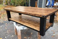 4x4 Leg Coffee Table Woodys Projects In 2019 Furniture Diy End with regard to size 3264 X 2448