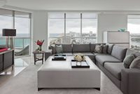 50 Beautiful Living Rooms With Ottoman Coffee Tables in measurements 1595 X 1063
