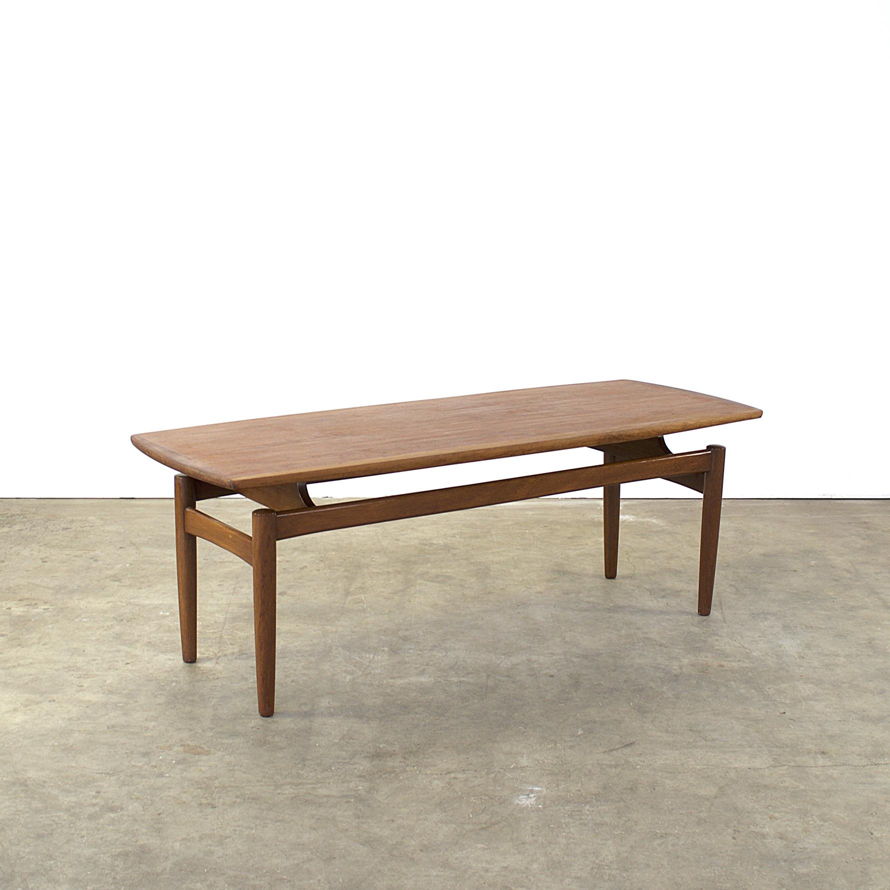 60s Coffee Table Scandinavian Design inside size 1780 X 1780