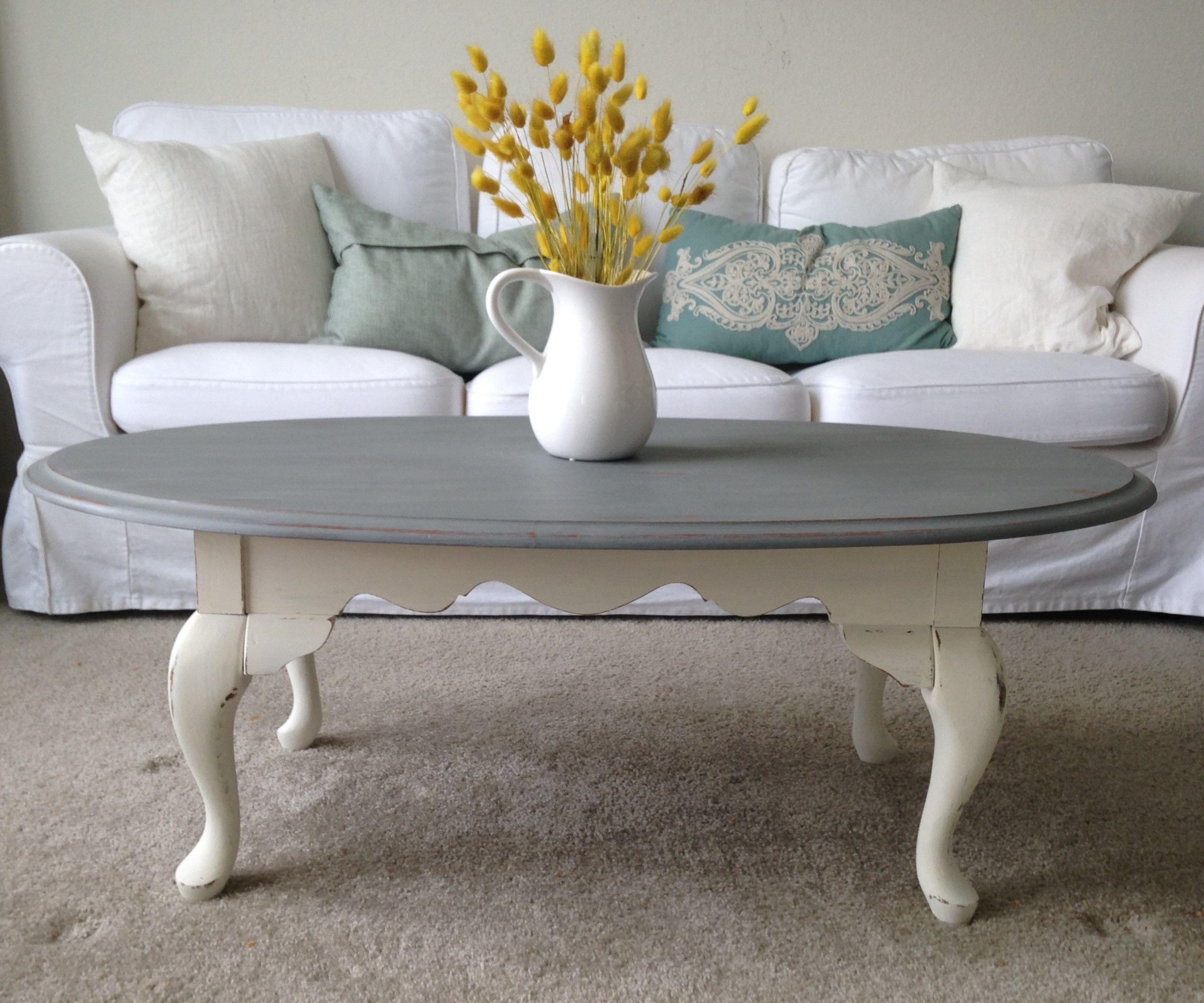 A Quick Coffee Table Makeover Coffee Table Coffee Table Makeover inside measurements 2497 X 2080