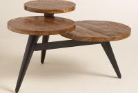 A Standout Statement Piece Our Three Tier Coffee Table Features A pertaining to measurements 2000 X 2000