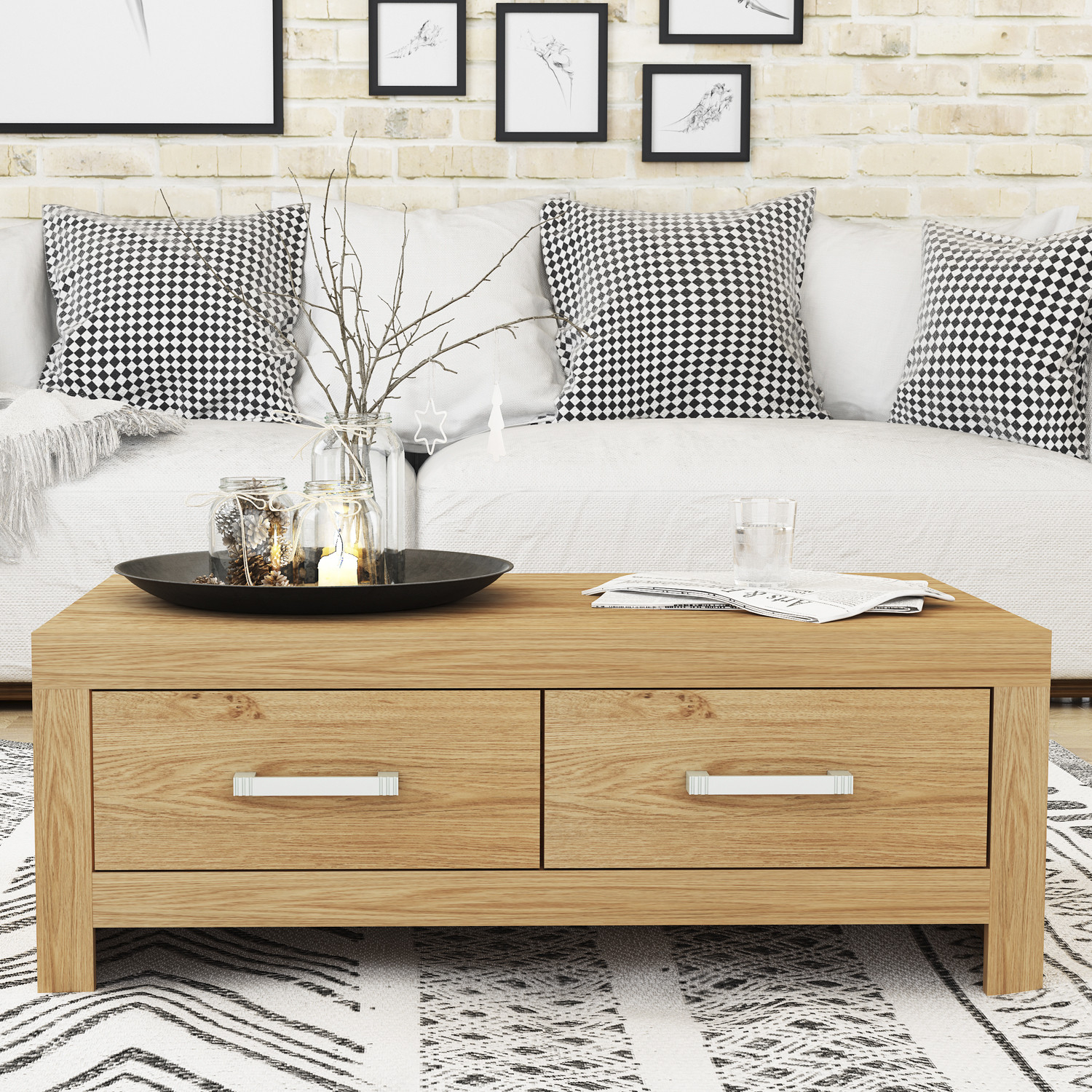 Abbot Coffee Table with regard to sizing 1500 X 1500