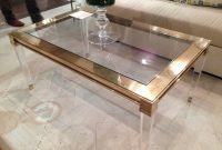 Acrylic Coffee Tables Google Search Coffee Tables Brass Coffee within measurements 3264 X 2448