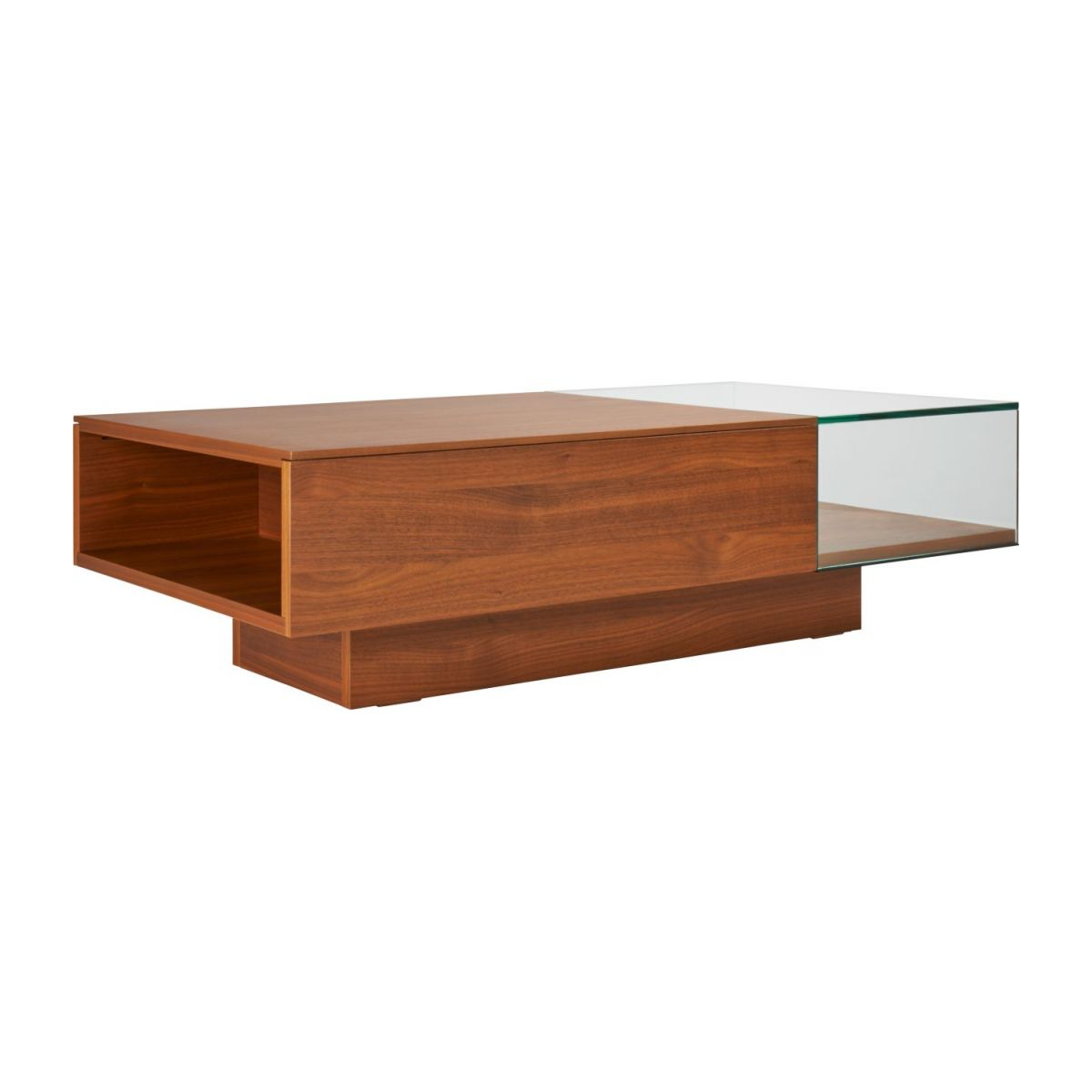Akira Coffee Table In Walnut Tree Habitat in proportions 1200 X 1200