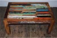 All From Boats Recycled Boat Wood Coffee Table Gila Timur with regard to proportions 960 X 960