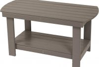 Backyard Designs Adirondack Coffee Table Westrich Furniture in dimensions 1997 X 1424