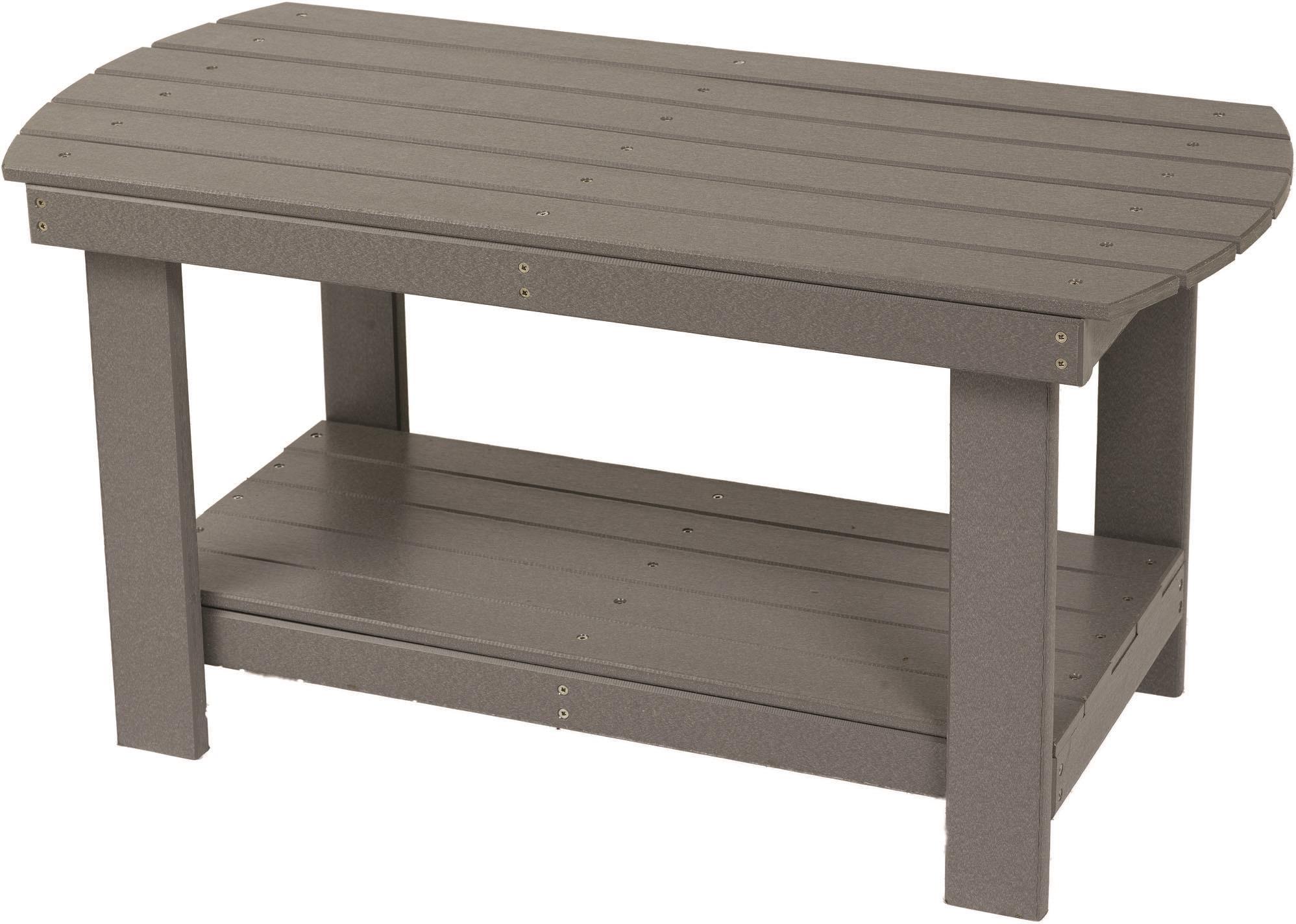 Backyard Designs Adirondack Coffee Table Westrich Furniture in dimensions 1997 X 1424