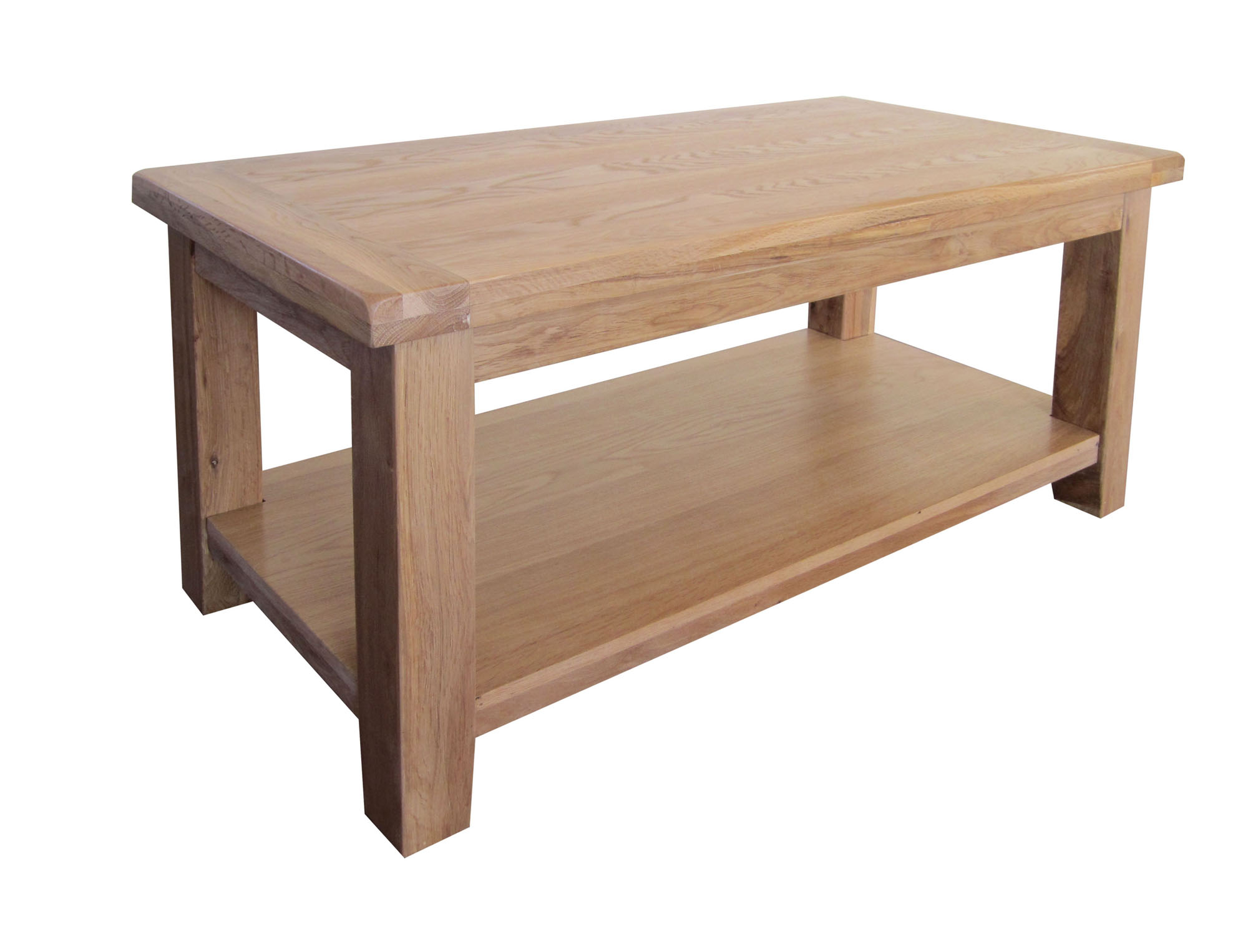 Barcelona Oak Coffee Table Sweet Dream Makers within dimensions 2000 X 1526