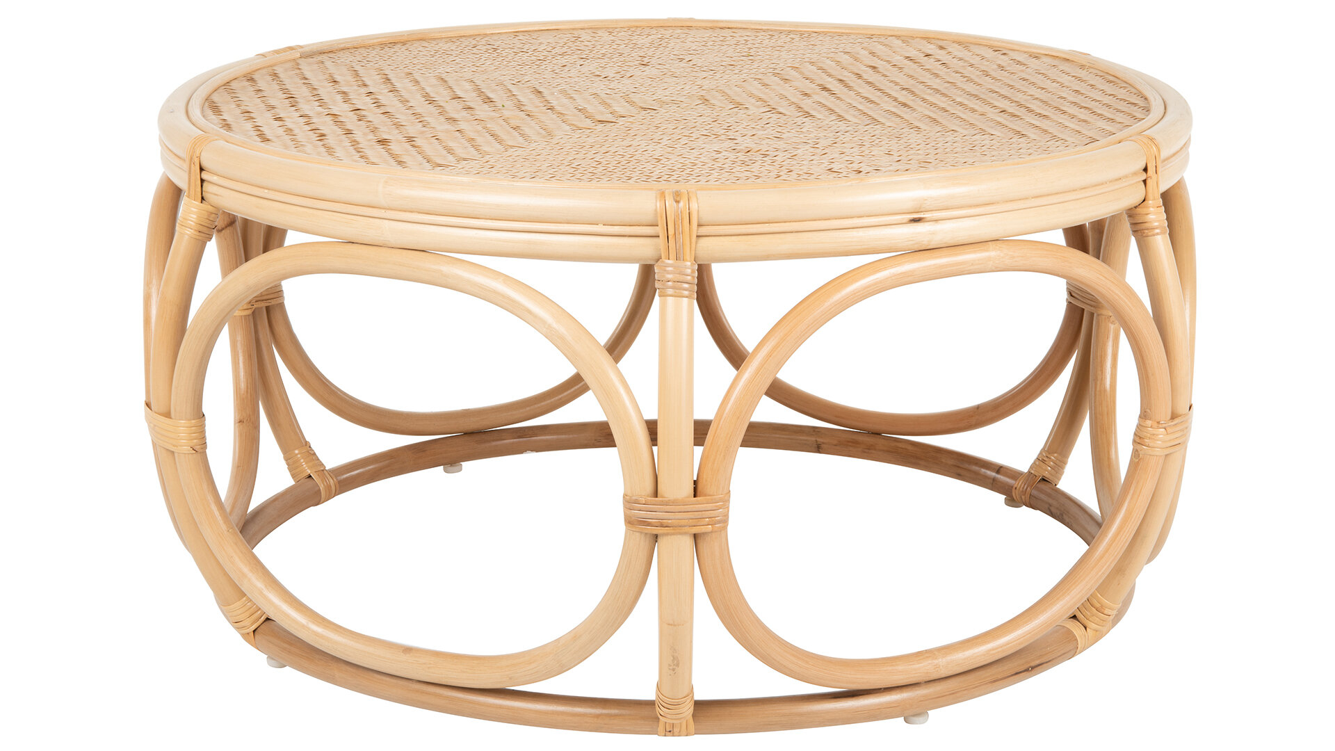 Bayou Breeze Melton Rattan Coffee Table Wayfair regarding dimensions 1920 X 1080