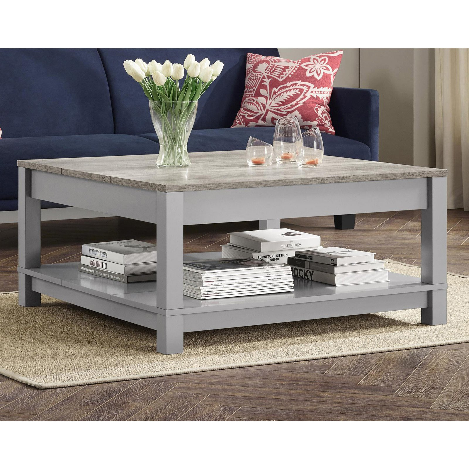 Better Homes And Gardens Langley Bay Coffee Table Multiple Colors throughout sizing 1600 X 1600