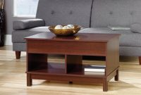 Better Homes Gardens Ashwood Road Coffee Table Cherry Finish for size 2000 X 2000