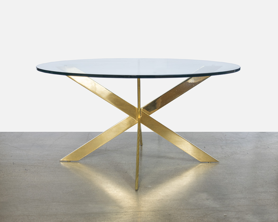 Brass Coffee Table Base Hipenmoedernl within proportions 1174 X 939