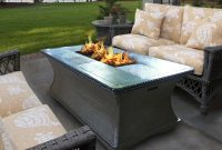 California Outdoor Concepts Monterey Firepit Coffee Table Outdoor with proportions 1280 X 1075