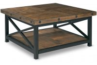 Carpenter Square Coffee Table Flexsteel Hom Furniture inside size 1500 X 929