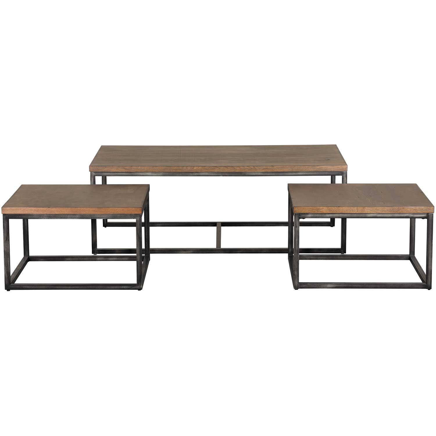 Chandler Cocktail Table With Nesting Tables pertaining to measurements 1500 X 1500